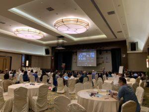 2019年IAFマレーシア大会の会場